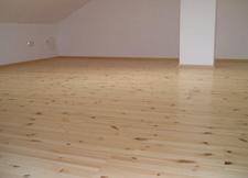 Smrková podlaha Brno