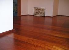 Dřevěná podlaha, Praha