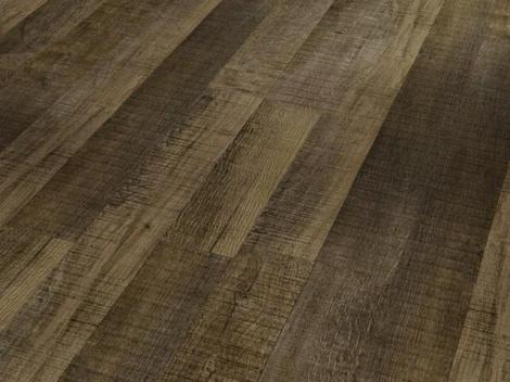 Dub Vintage řezaný struktura uříznutého dřeva