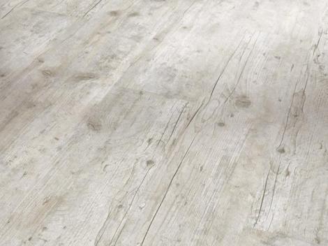 Přestárlé dřevo bílené kartáčovaná struktura