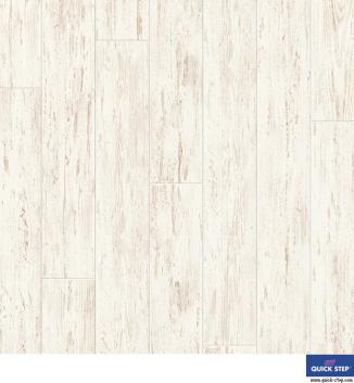 Bílá broušená borovicová prkna UF1235